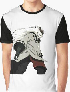 Madara Uchiha Clothing Graphic T-Shirt