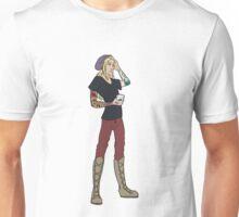 Hipster Elf Unisex T-Shirt