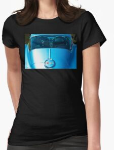 Vette Panorama Womens Fitted T-Shirt