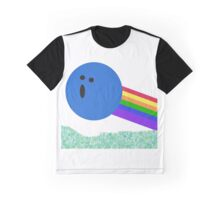 Man off the moon Graphic T-Shirt