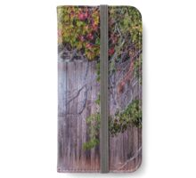 Barn Door iPhone Wallet/Case/Skin