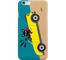Whim in the car iPhone Case/Skin