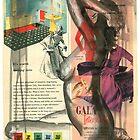 Gala Nude by Deborah Cauchi