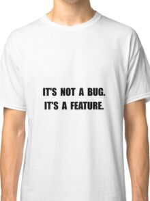 Bug Feature Classic T-Shirt