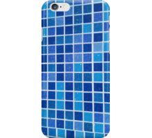 Blue Tiled Heaven iPhone Case/Skin