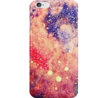 Nebula Print iPhone Case/Skin