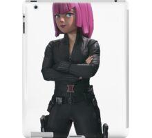Archer - Black widow iPad Case/Skin