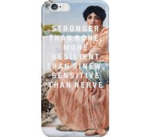 sappho iPhone Case/Skin