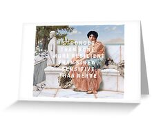 sappho Greeting Card