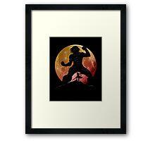Colossal Eren Framed Print
