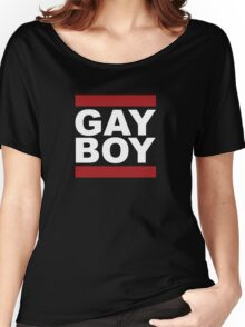 GAY BOY Women's Relaxed Fit T-Shirt