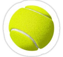 Cheerleader Tennis Sticker