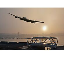The Dambusters: last one home Photographic Print
