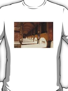 The porticos of the old city T-Shirt