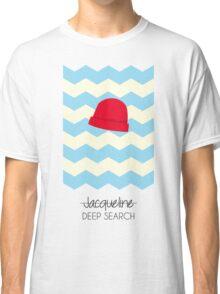 Jacqueline Deep Search, The Life Aquatic Classic T-Shirt