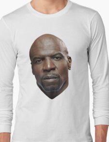 Terry Crews Long Sleeve T-Shirt