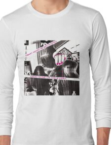 cabaret voltaire the voice of america Long Sleeve T-Shirt