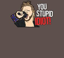 "Chris Jericho ""You Stupid Idiot"" WWE Tshirt Unisex T-Shirt"