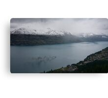 Earnslaw Steamship, Lake Wakatipu Canvas Print