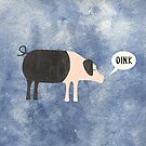 Oink by Nic Squirrell