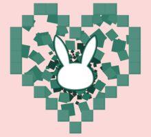 Love bunny dVa  One Piece - Long Sleeve