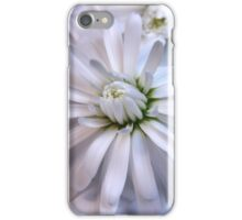 White Daisy theme for gifts and decoration iPhone Case/Skin