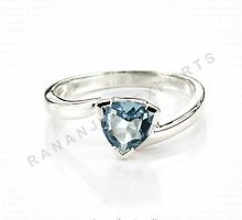 Wholesale Gemstones ring,  Wholesale Silver Jewelry RER106 by Rocknarendra