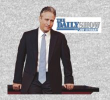 The Daily Show with Jon Stewart One Piece - Short Sleeve