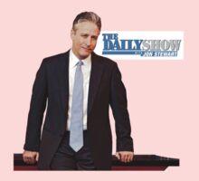 The Daily Show with Jon Stewart Kids Tee