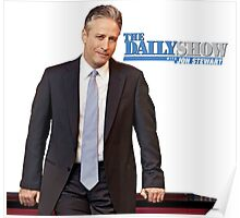 The Daily Show with Jon Stewart Poster