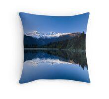 The Mirror Lake Throw Pillow