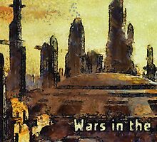 Wars in the stars by Fernando Fidalgo