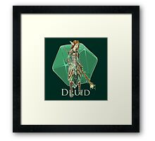 Dungeons and Dragons Druid Framed Print