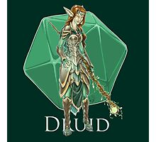 Dungeons and Dragons Druid Photographic Print
