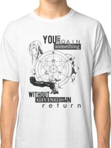 Alchemy's Law Classic T-Shirt
