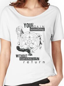 Alchemy's Law Women's Relaxed Fit T-Shirt