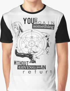 Alchemy's Law Graphic T-Shirt