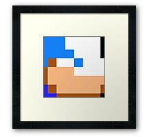 The Speedster Framed Print