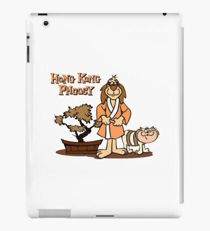 Hong Kong Phooey iPad Case/Skin