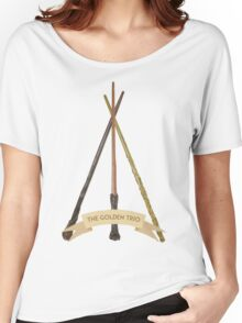 The Golden Trio Women's Relaxed Fit T-Shirt