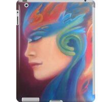 Surreal woman iPad Case/Skin