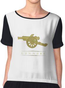 Gunner Arsenal Chiffon Top