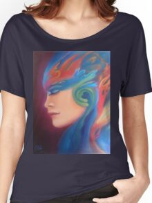 Surreal woman Women's Relaxed Fit T-Shirt