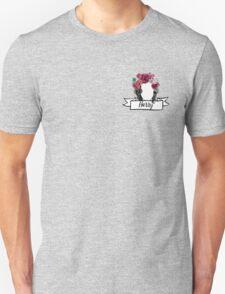 Flower Crown Harry Unisex T-Shirt