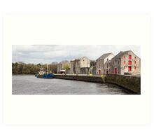 Rathmullan, Co Donegal, Ireland Art Print
