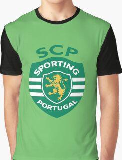 Sporting Clube de Portugal Graphic T-Shirt