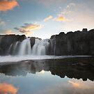 Bombo Waterfall by David Haworth