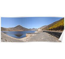 Silent Valley, Co Down, Northern Ireland Poster