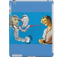 A Tender Moment iPad Case/Skin