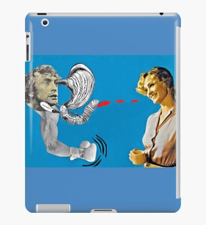 A Tender Moment iPad Case/Skin
